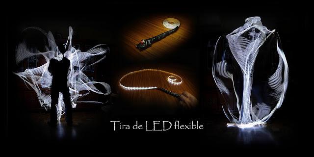 Tira de LED flexible-2000px