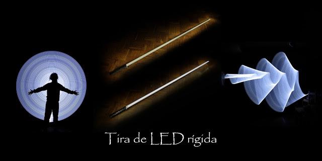 Tira de LED rígida-2000px